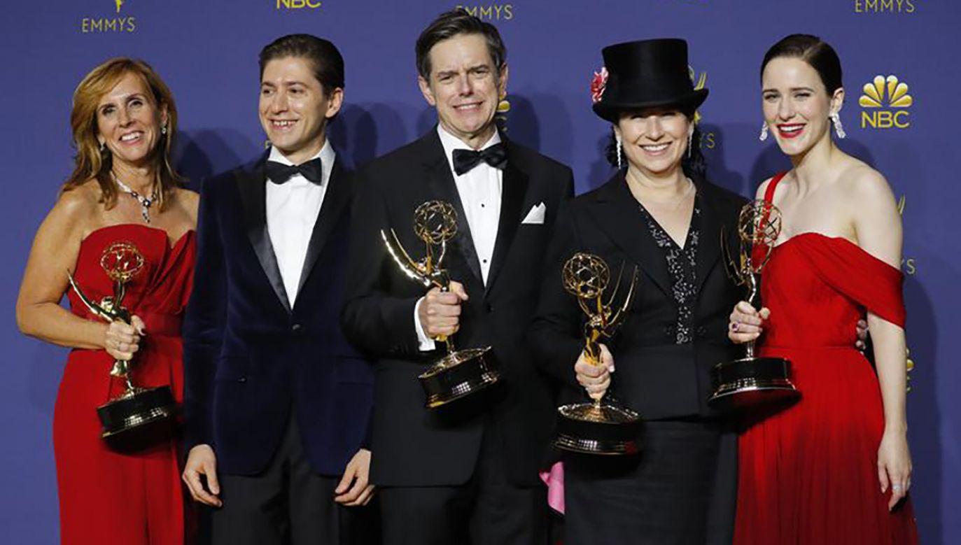 70. Primetime Emmy Awards -  aktorzy nagrodzonego serialu