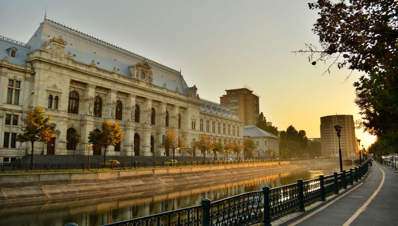 Bukareszt (fot. wikipedia.org/Andreiscurei)