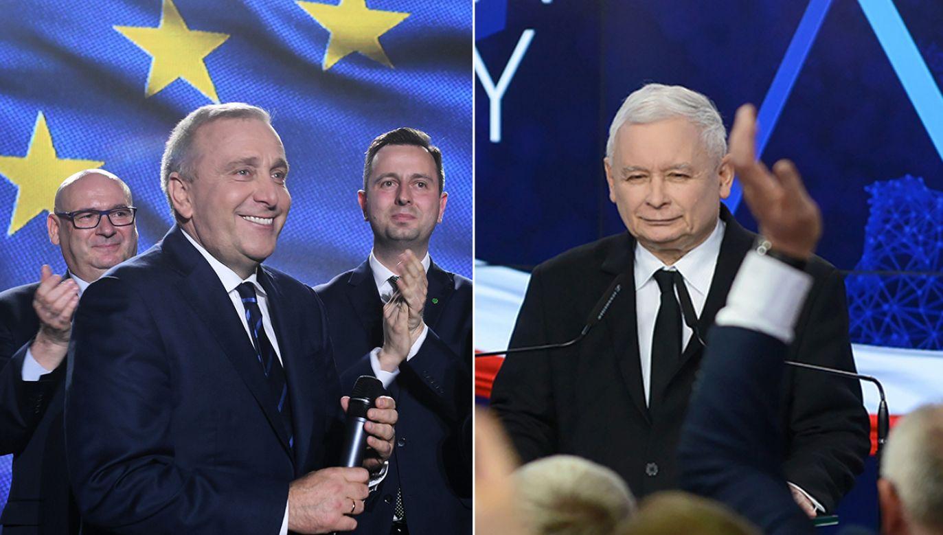 PiS pokonało Koalicję Europejską (fot. PAP)