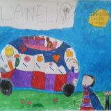 Liliana Magryta, 5 lat, Straszyn