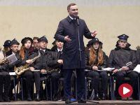 Duda: Hajnówka to brama Puszczy Białowieskiej. Mieszkańcy powinni zostać wysłuchani