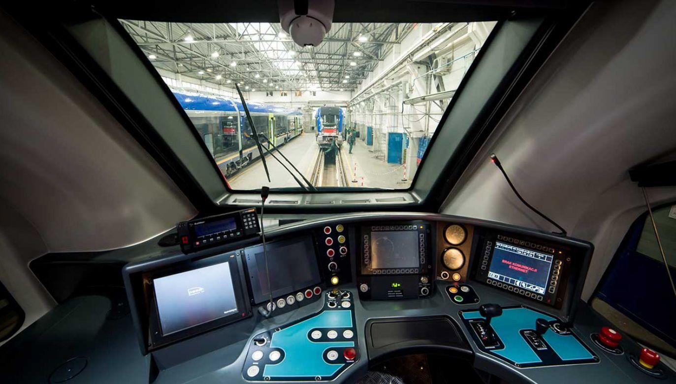 Nowe pociągi dla aglomeracji poznańskiej dostarczy bydgoska Pesa we współpracy z ZNTK Mińsk Mazowiecki (fot. arch. PAP/Tytus Żmijewski)