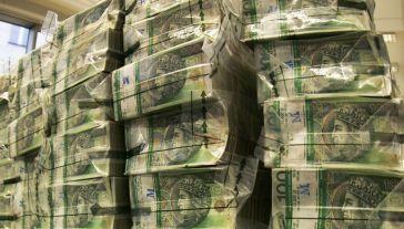 Ukarane firmy wpłaciły do budżetu łącznie 34 mln zł. (fot. Flickr/NBP)