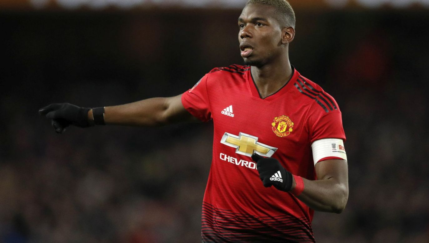 Paul Pogba (fot. Getty Images)