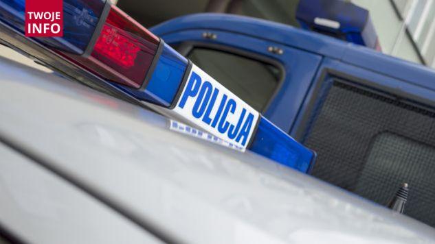 W wypadku zginęła jedna osoba (fot. tvp.info/Paweł Chrabąszcz)