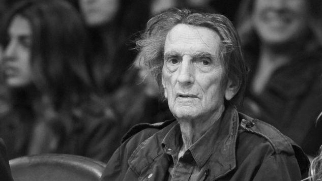 Harry Dean Stanton zmarł w wieku 91 lat (fot. PAP/EPA/PAUL BUCK)