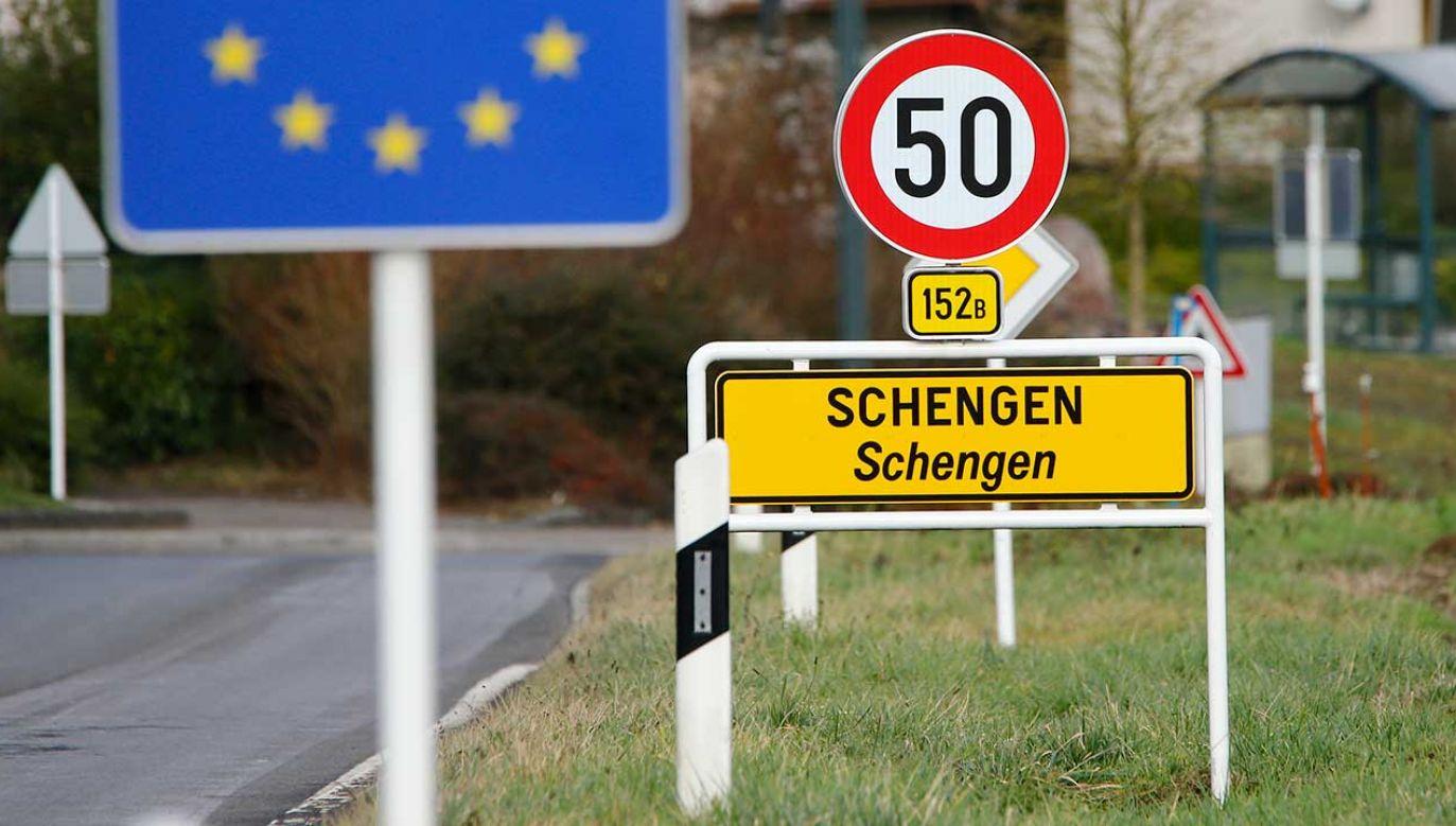 Parlament Europejski ma ponownie zaapelować o całkowite włączenie do strefy Schengen Rumunii i Bułgarii (fot. REUTERS/Wolfgang Rattay)