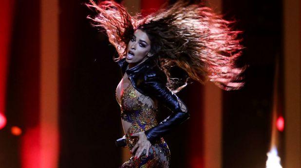 "Finał – Cypr: Eleni Foureira – ""Fuego"""
