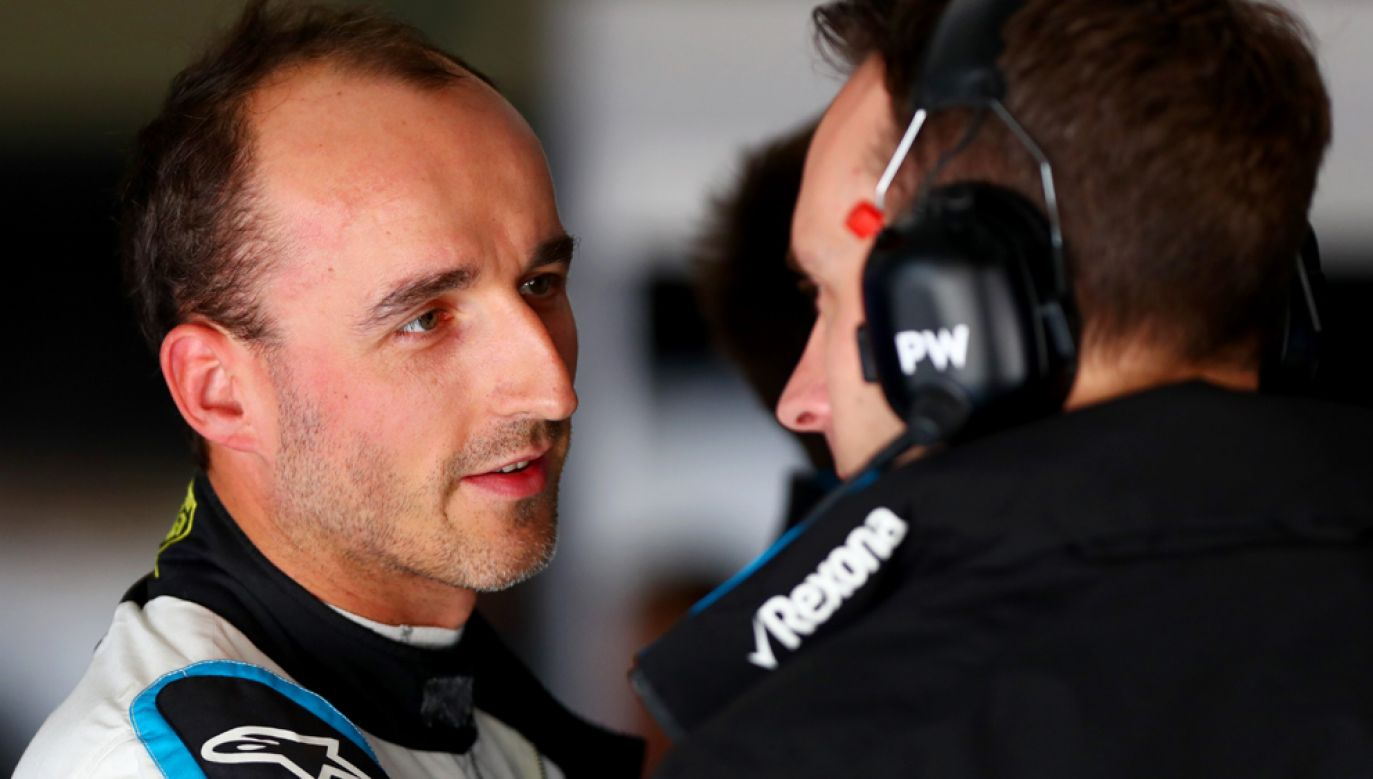 Robert Kubica do GP Chin ruszy z 9 linii (18 miejsce) (fot. Dan Istitene / Staff / Getty Images)