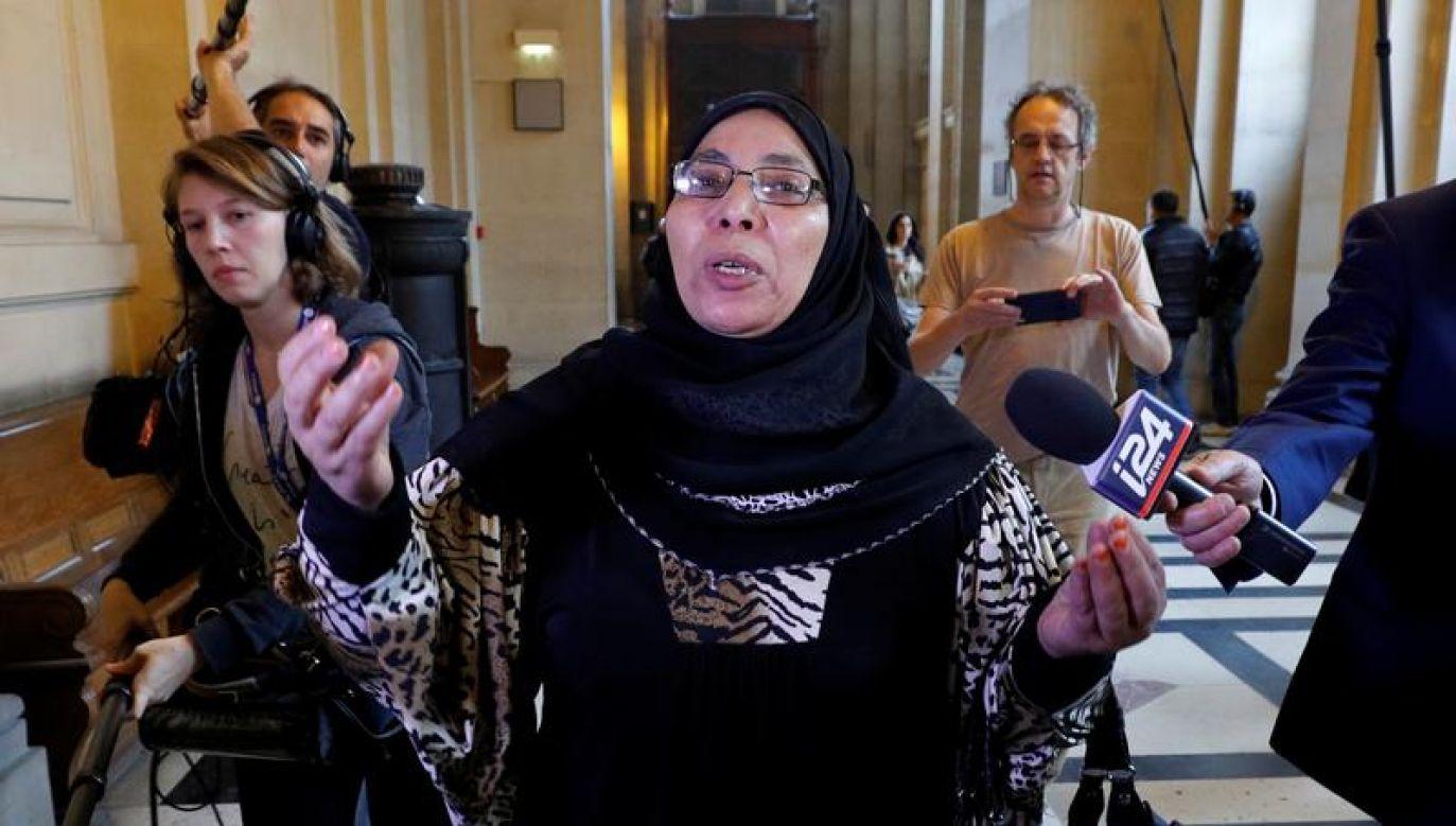 Proces jego brata, Abdelkadera Meraha, był z wielką uwaga śledzony przez francuskie media (fot. REUTERS/Philippe Wojazer)