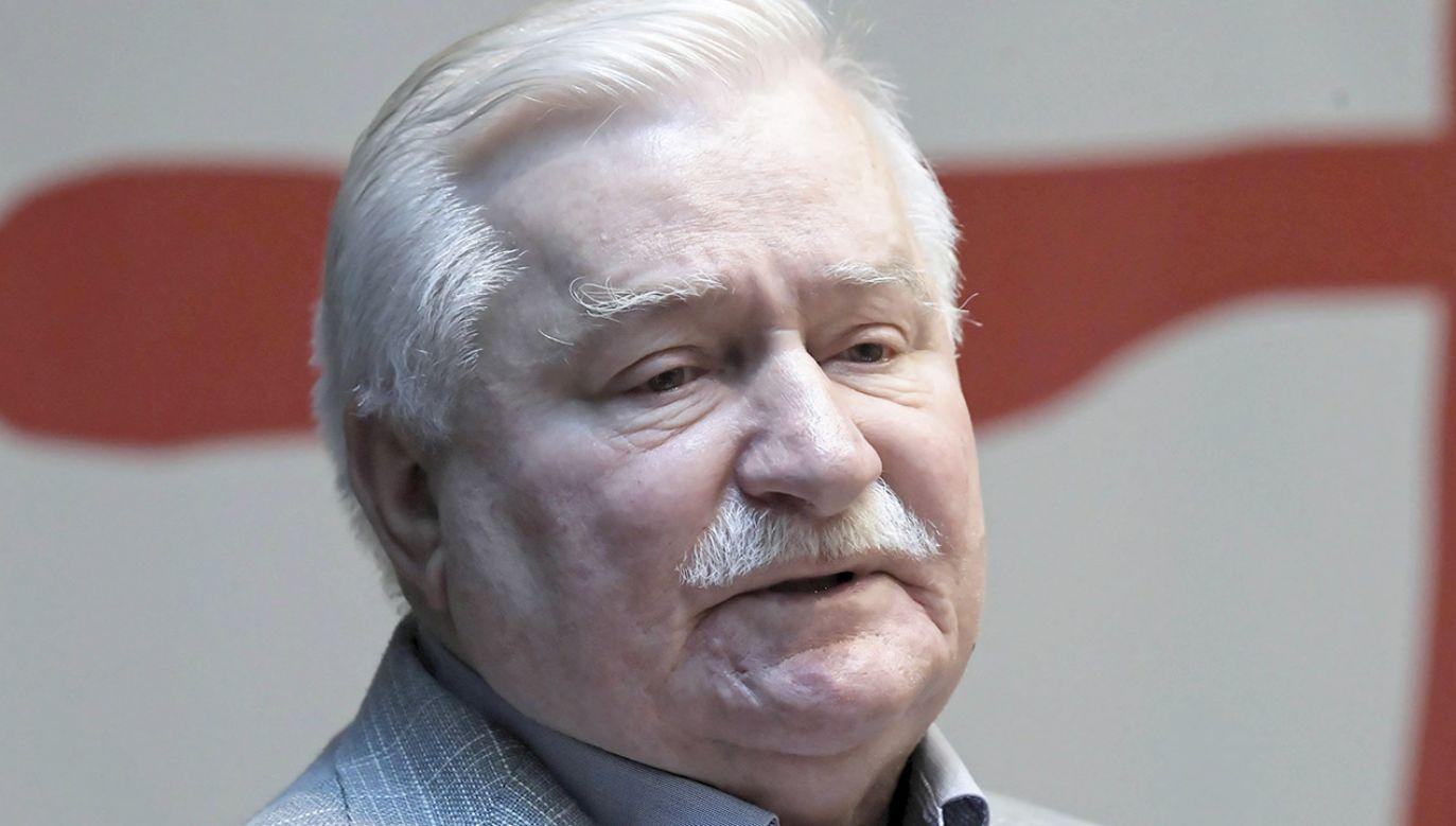 Teczki zostały odnalezione w 2016 r. w domu ministra spraw wewnętrznych PRL Czesława Kiszczaka (fot. arch. PAP/Adam Warżawa)