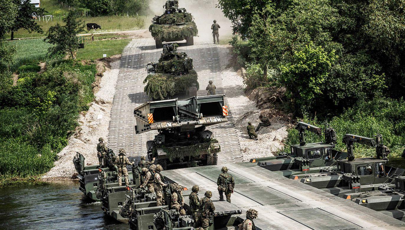 Akces do wspólnego przedsięwzięcia obronnego zgłosiło 25 krajów członkowskich UE, w tym Polska (fot. flickr/NATO)