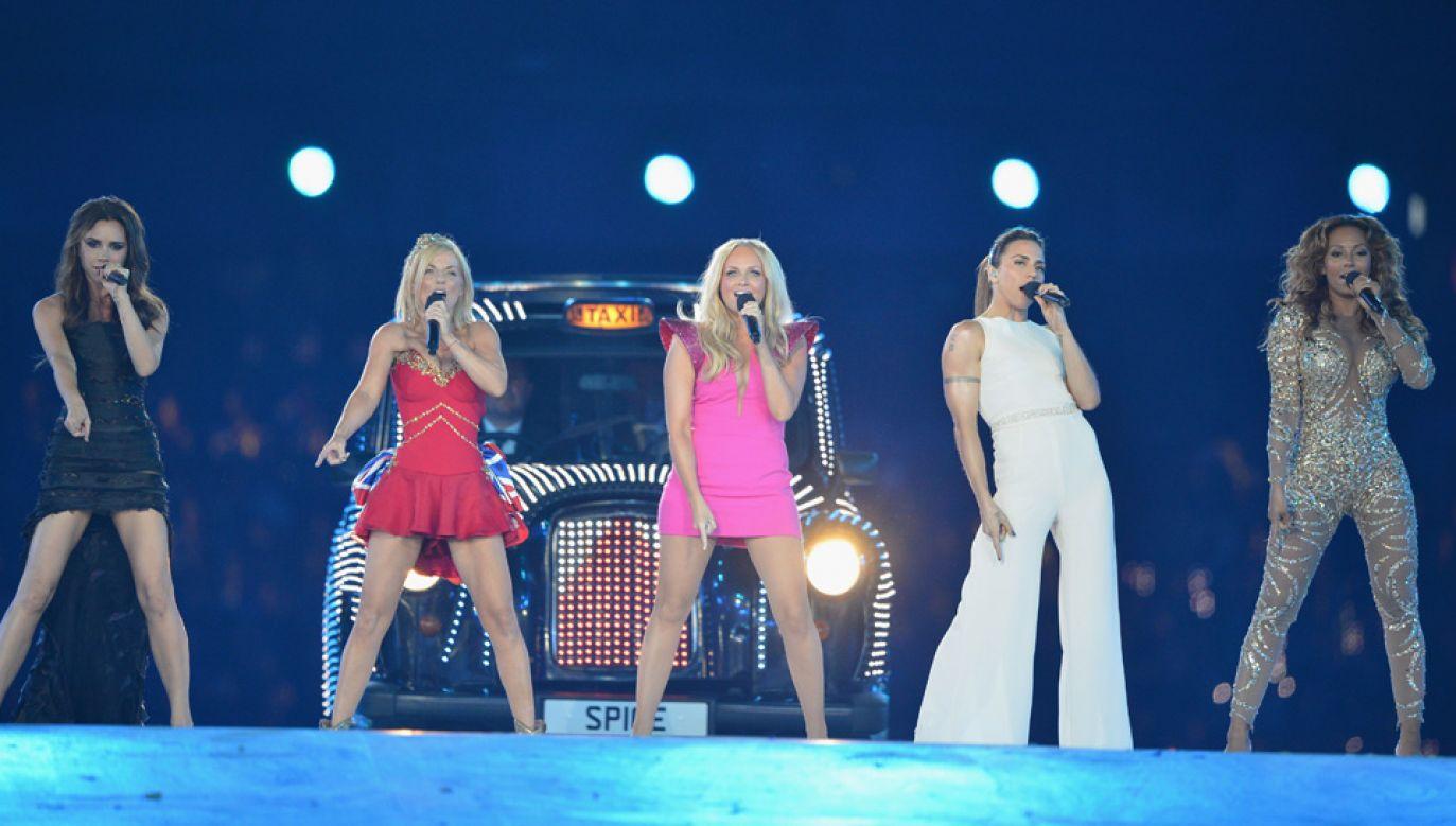 Spice Girls sprzedały aż 85 mln płyt (fot. Jeff J Mitchell/Getty Images)