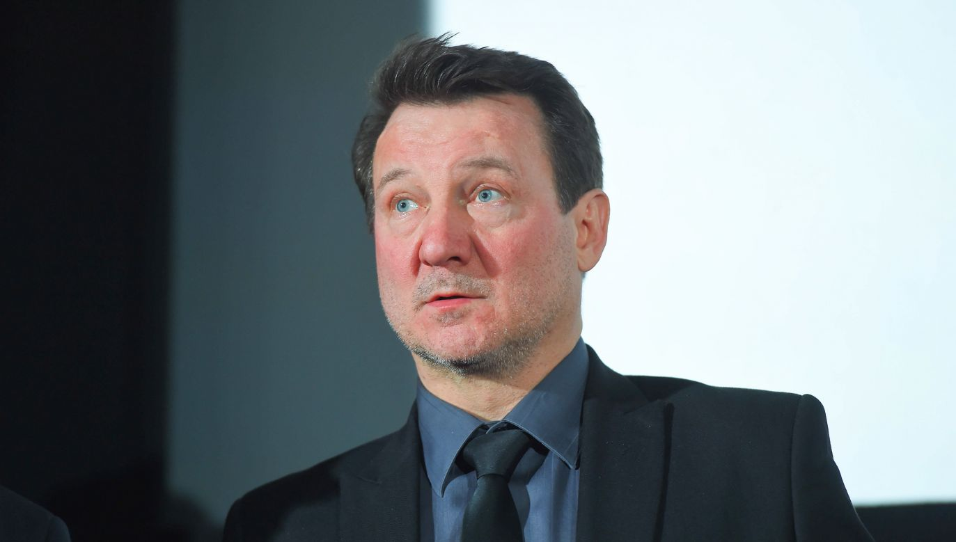 Robert Więckiewicz is one of the stars of