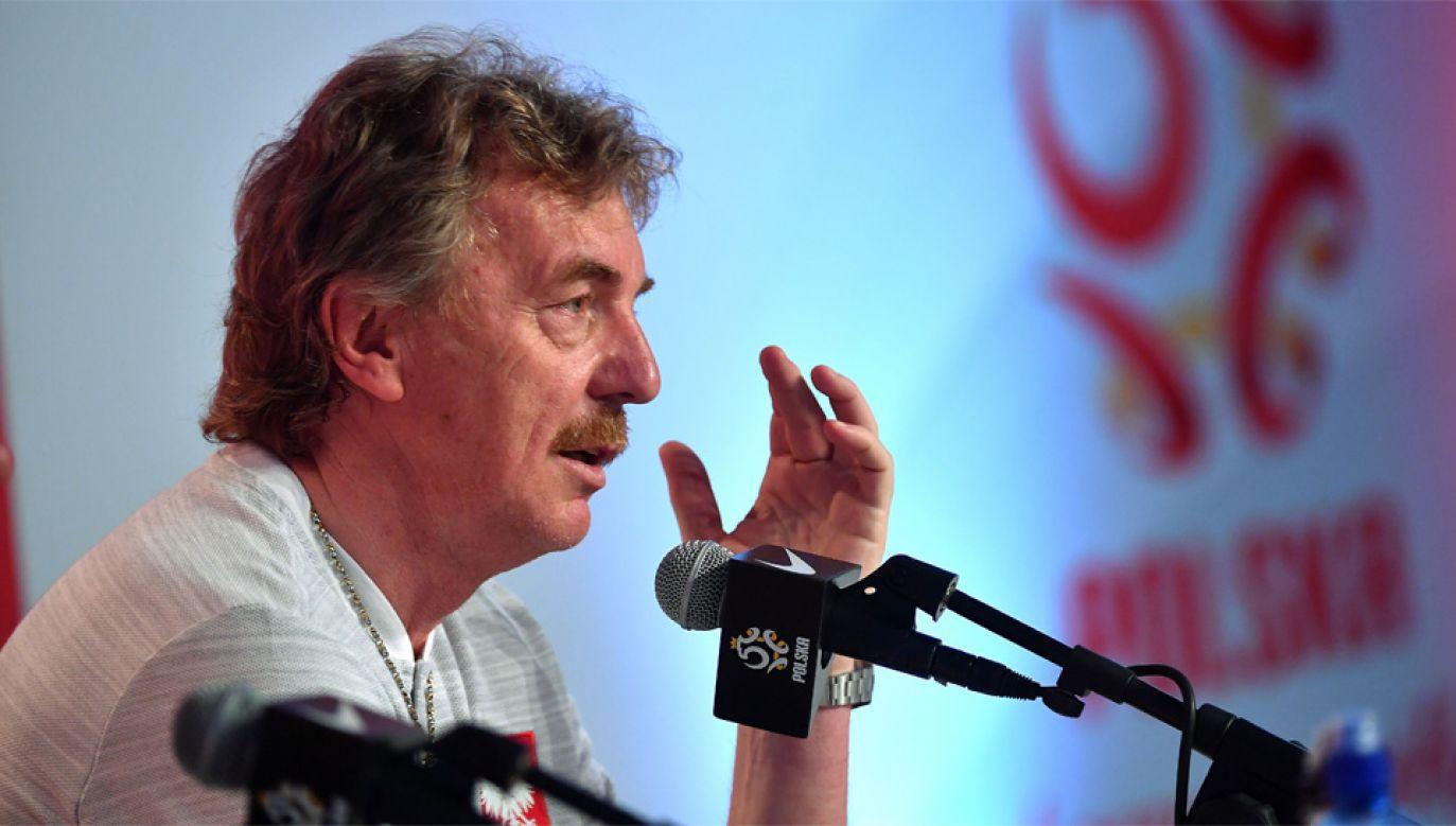 Zbigniew Boniek przyznaje, że spodziewa się krytyki (fot. PAP/Bartłomiej Zborowski)