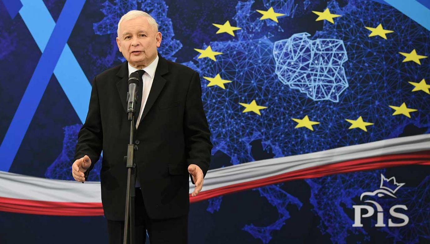 Wybory do PE odbędą się w Polsce 26 maja (fot. PAP/Adam Warżawa)