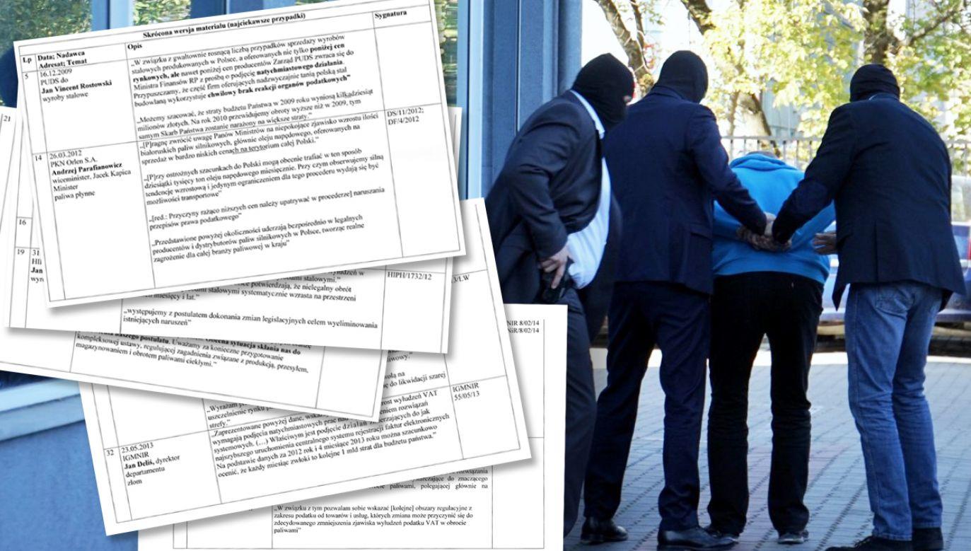 Osoby zatrzymane za kradzież podatków były wypuszczane za kaucją, zaś jeśli już doszło do procesu, sądy nie traktowały tego rodzaju przestępczości poważnie (fot. CBA)