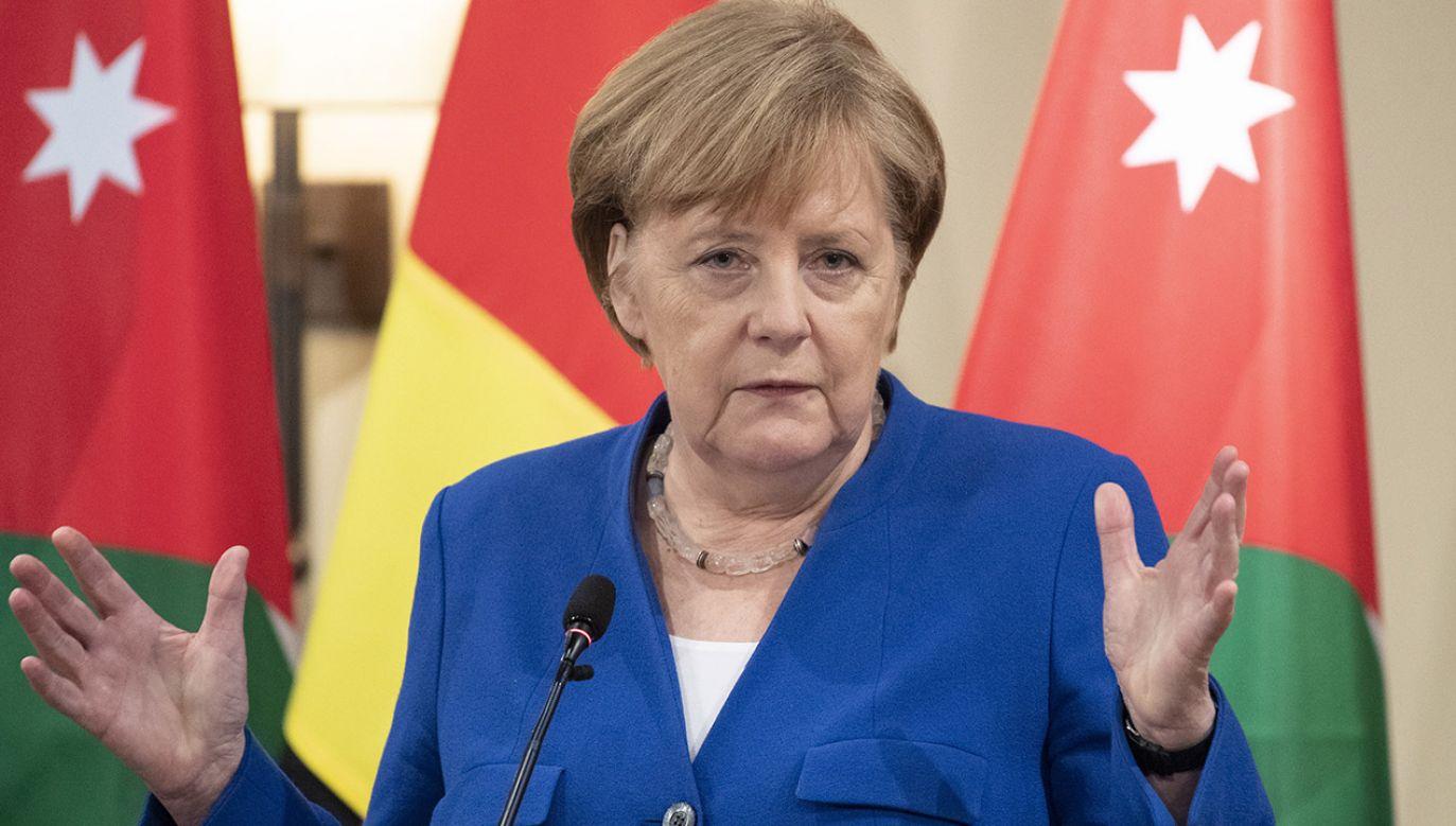 CSU dało Angeli Merkel czas do końca czerwca na znalezienie europejskiego rozwiązania w polityce migracyjnej (fot. PAP/EPA/CHRISTIAN BRUNA)