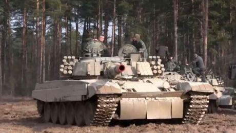 Twarde gotowe do akcji. Nowe czołgi polskiej armii