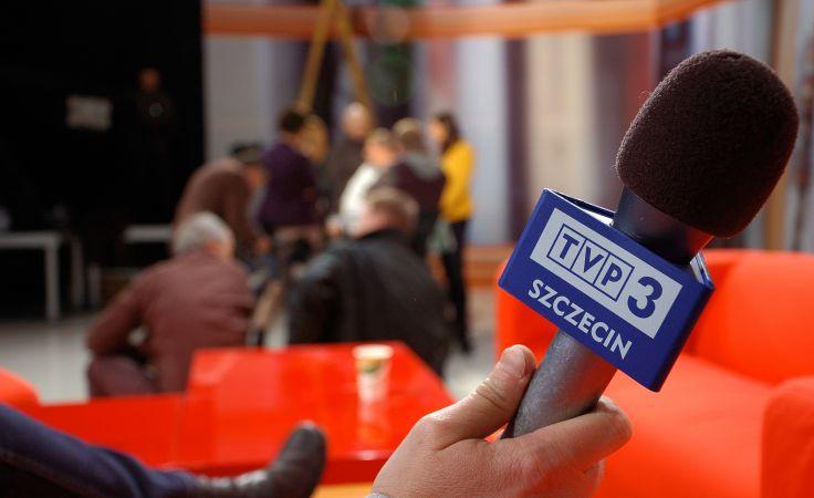 Dziennikarze TVP3 Szczecin