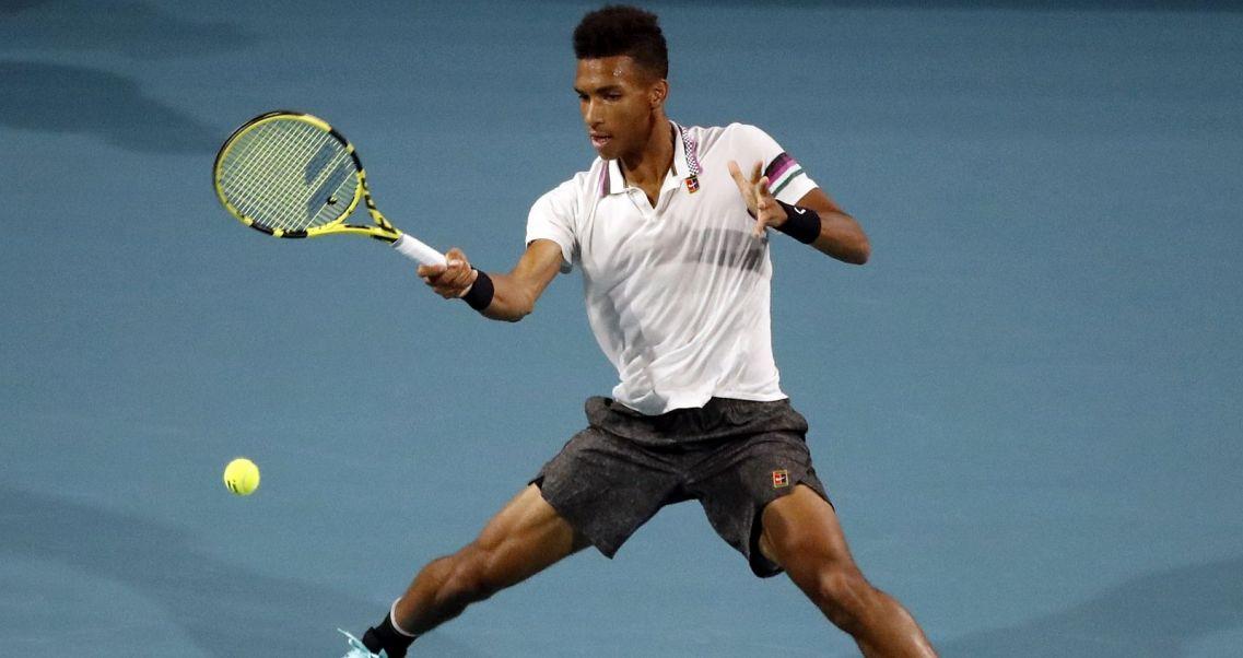 82e022288fb ATP w Miami  Isner vs Auger-Aliassime w półfinale (sport.tvp.pl)