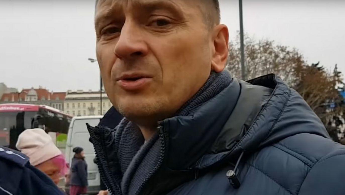 Nie odbyło się bez awantury, którą wszczął w Sejmie poseł PO Sławomir Nitras (fot. tt./prawo_do_zycia)