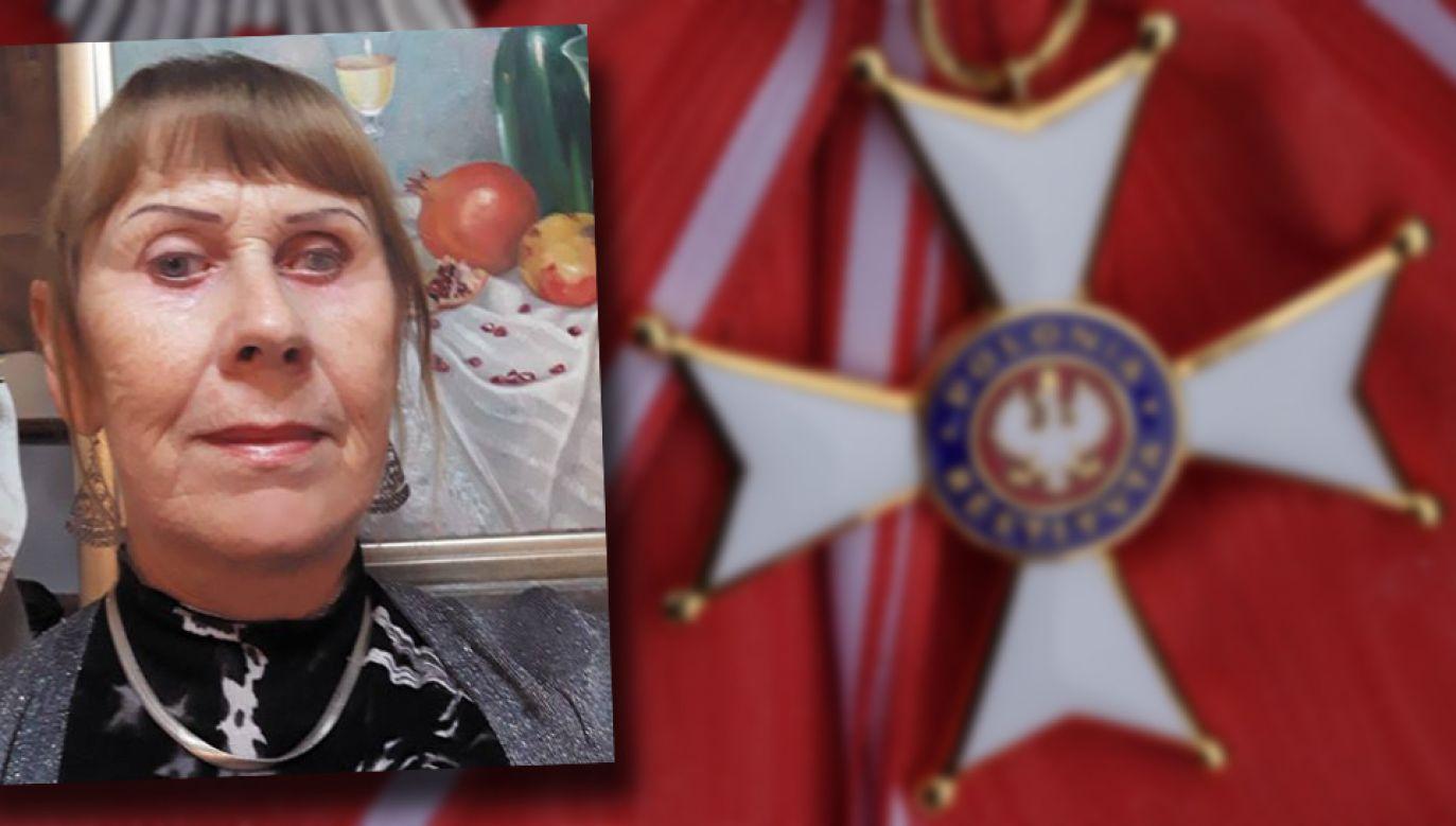 Helena Zadrejko zrealizowała ponad 60 indywidualnych wystaw (fot. FB/Helena Zadrejko/Wiki/Wulfstan)