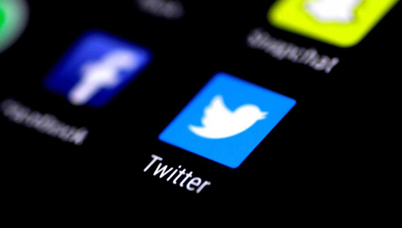 Twitter podejrzewa, że za podejrzanym ruchem na portalu stoją władze Chin i Rosji (fot. REUTERS/Thomas White)
