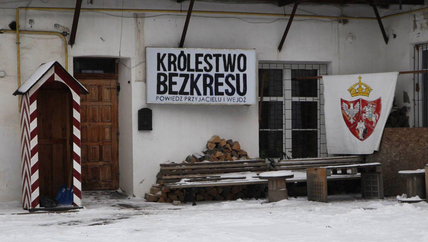 Lokal działał wyłącznie dzięki darowiznom (fot. Facebook/Królestwo Bez Kresu)