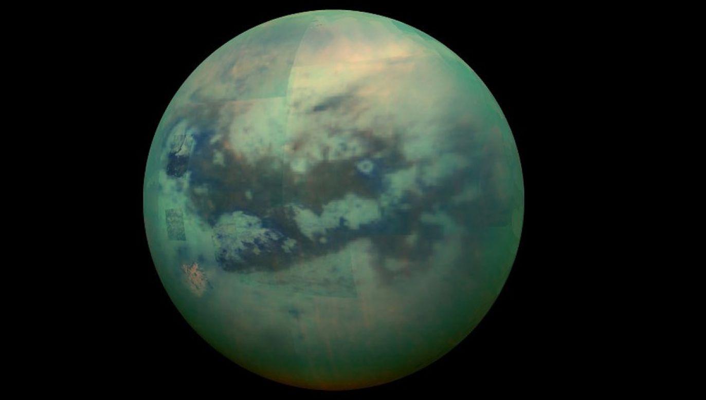 Tytan od dawna fascynuje badaczy (fot. NASA/JPL-Caltech/SSI)