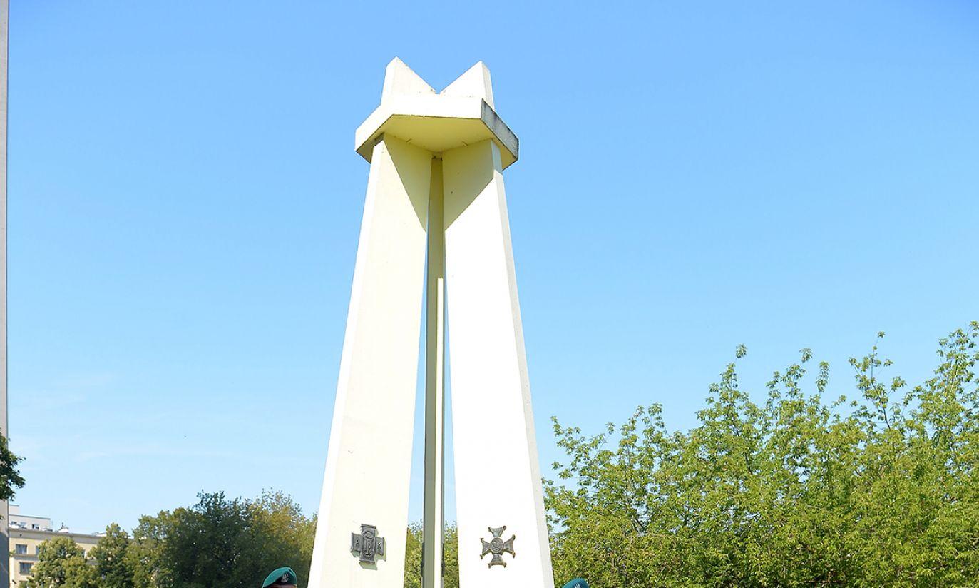 Pomnik żołnierzy