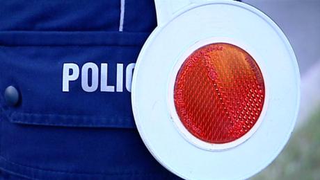 Zapięte pasy ratują życie przekonywali policjanci drogówki