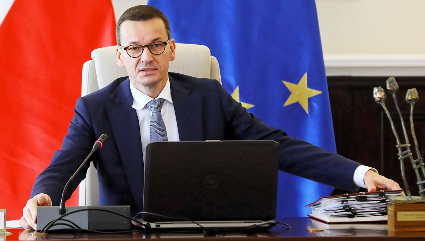 52 proc. badanych uważa, że polityka rządu stwarza szanse poprawy sytuacji gospodarczej (fot. arch.PAP/Rafał Guz)