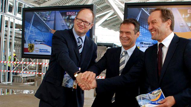 Prezydent Gdańska potwierdził, że będzie po raz kolejny ubiegał się o stanowisko. (fot.flickr)