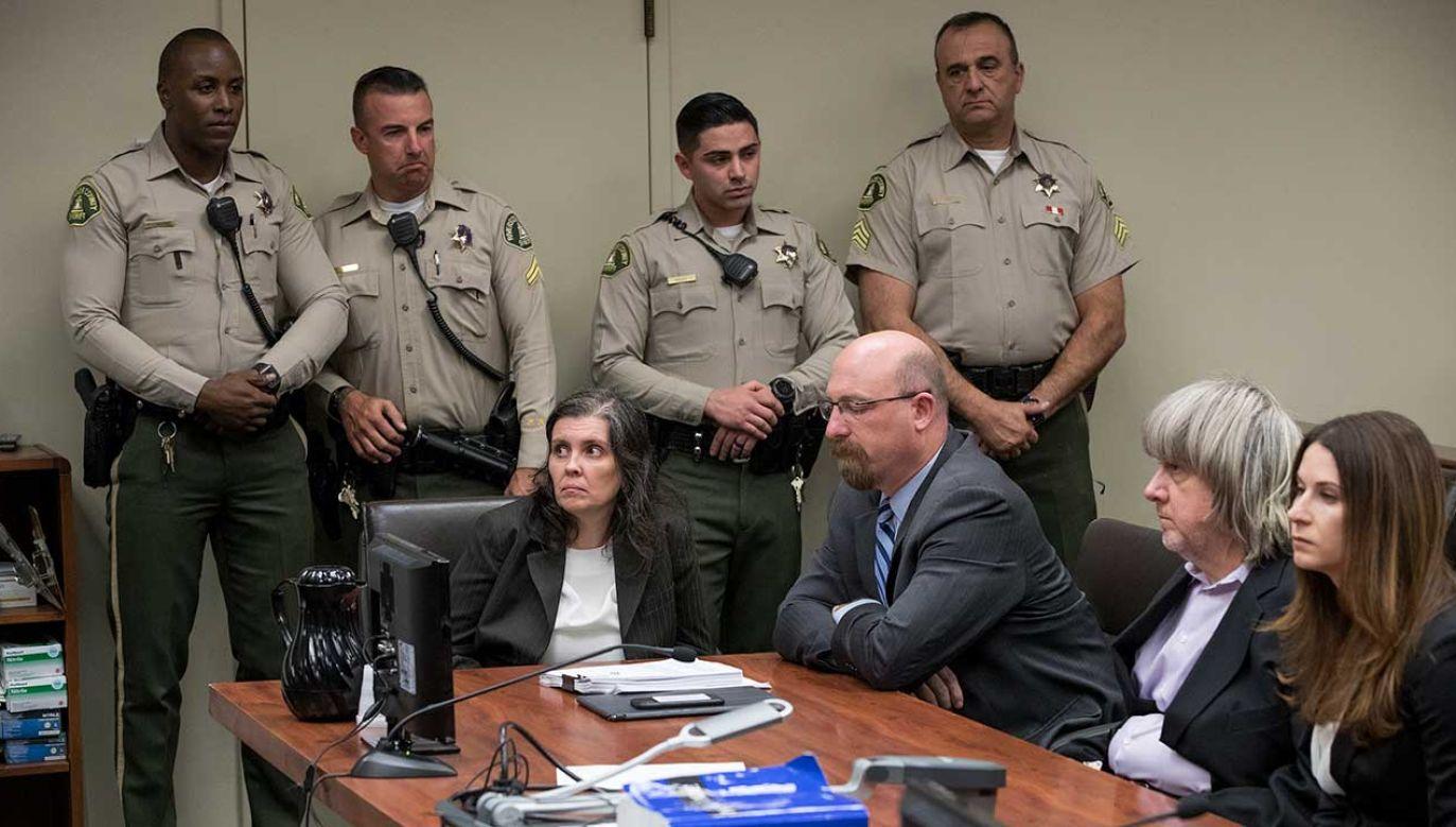 Oboje przyznali się do zarzucanych im czynów (fot. Gina Ferazzi-Pool/Getty Images)