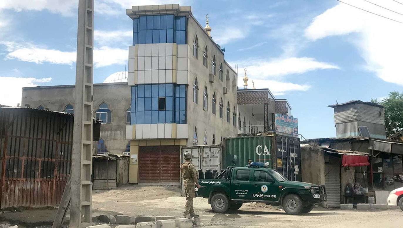 Żadna organizacja terrorystyczna nie przyjęła na razie odpowiedzialności za atak (fot. REUTERS/Omar Sobhani)