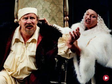 Chory z urojenia – spektakl teatralny