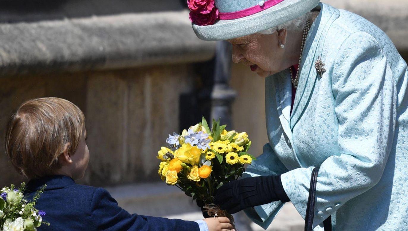 Najdłużej panująca w historii brytyjska królowa – Elżbieta II skończyła 93 lata (fot. PAP/EPA/NEIL HALL)