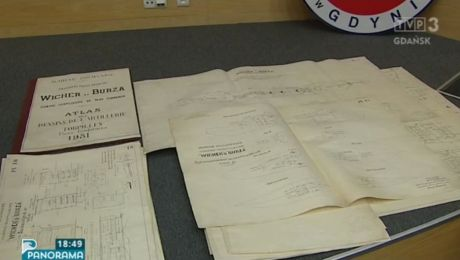 Cenne archiwalia w Muzeum Marynarki Wojennej