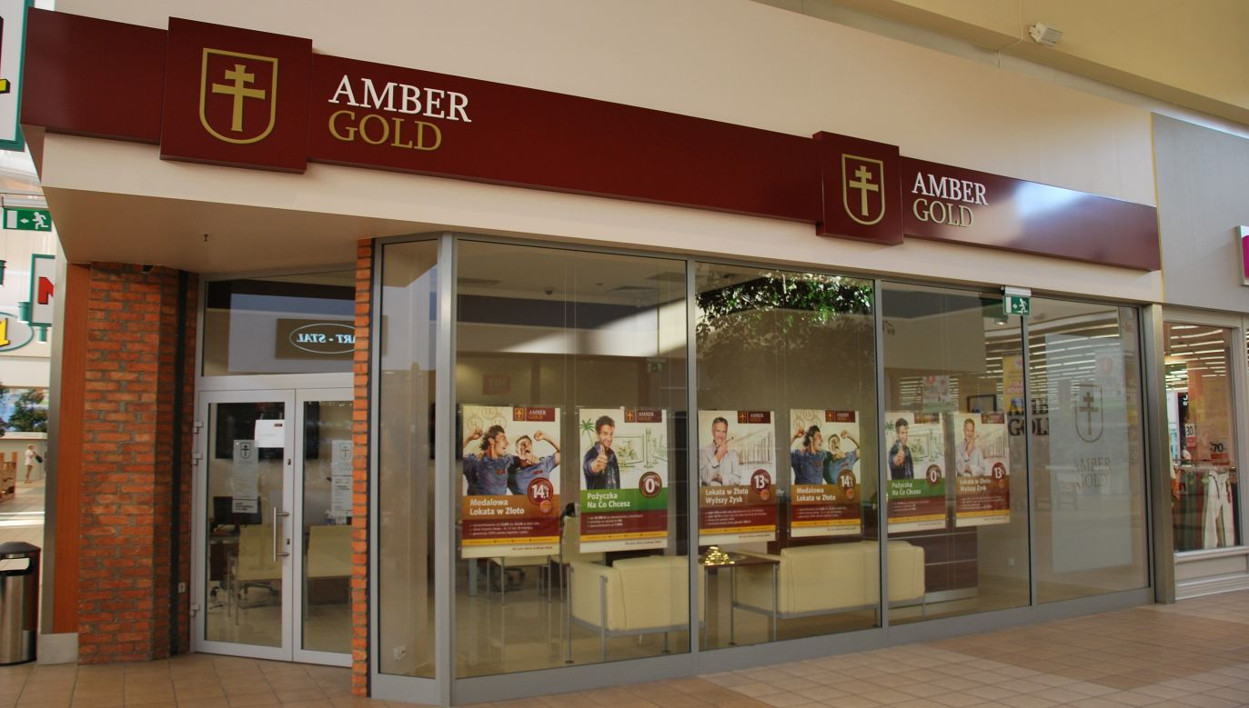 Amber Gold launched in 2009, opening branches in city centers alongside respected banks. Photo: wikimedia.org/Zorro2212
