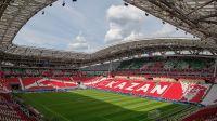 Kazań Arena. Pojemność: 44 779. Rok otwarcia: 2013. Klub: Rubin Kazań (fot. Getty)