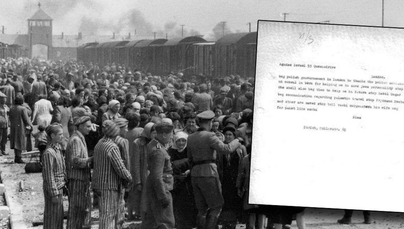 Polscy dyplomaci kupowali dla Żydów paragwajskie paszporty, które ratowały im życie (fot. Yad Vashem/FB)