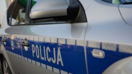 Policjanci zatrzymali pijanego kierowcę