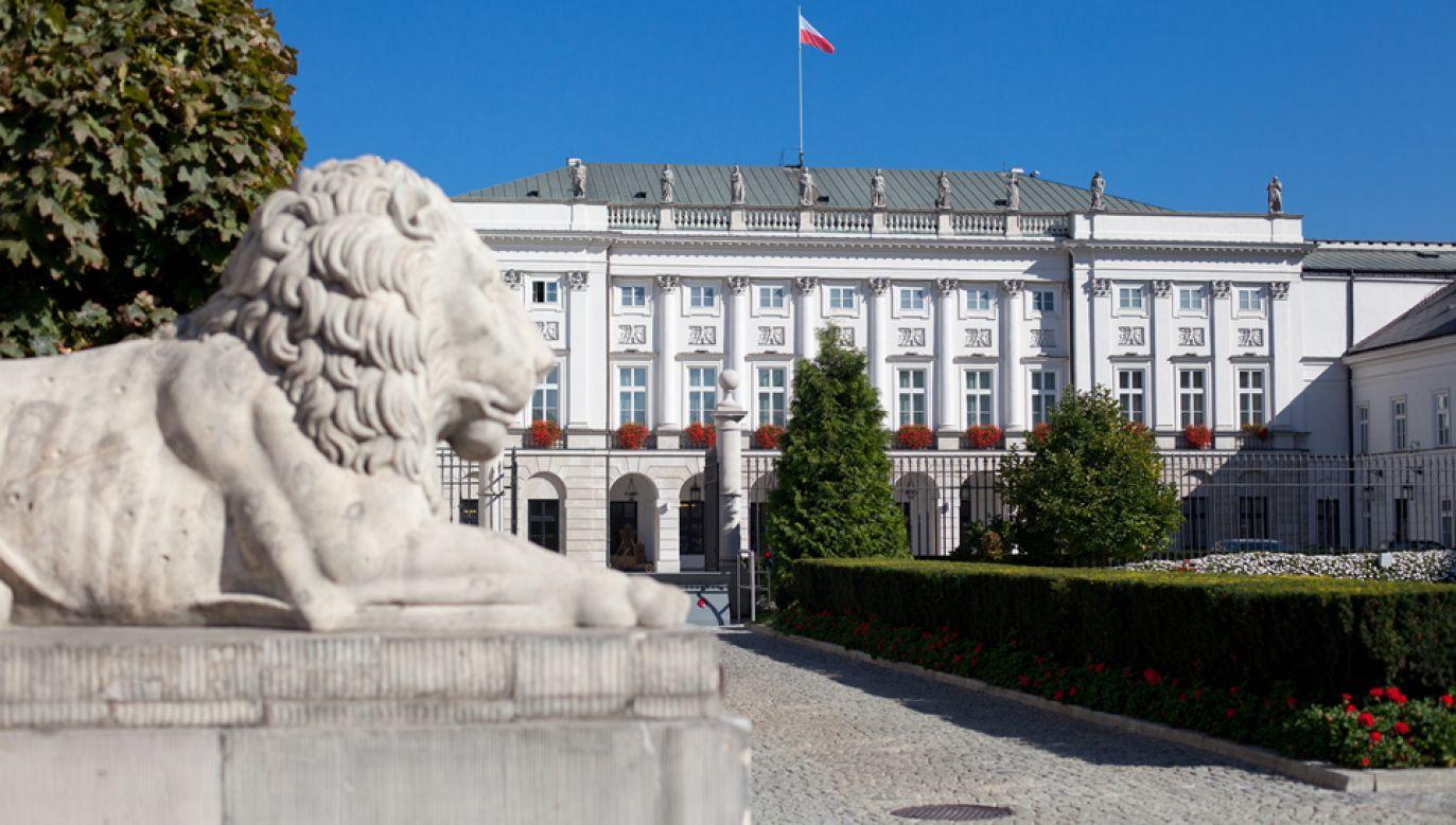 Pałac Prezydencki (fot. KPRP)
