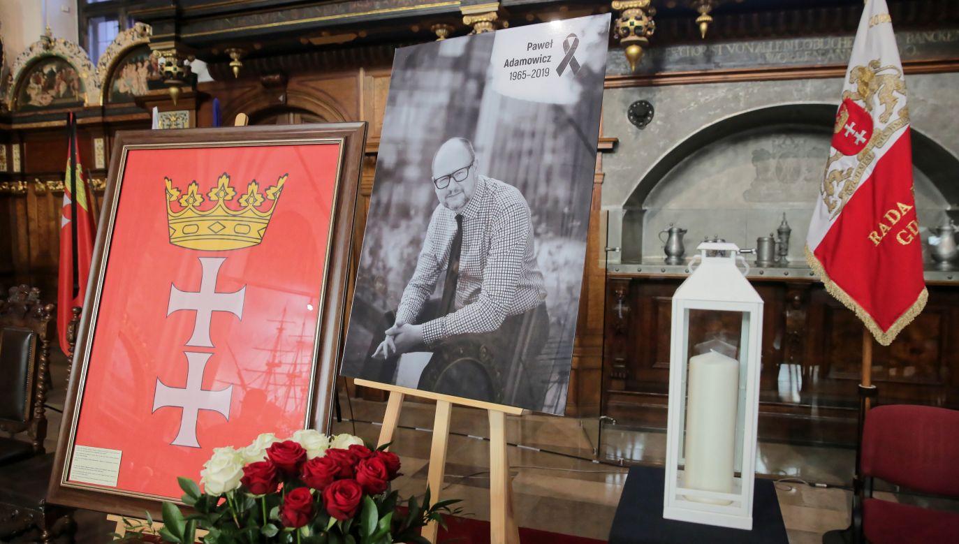 Według niemieckiego dziennika raczej mało prawdopodobne jest, by śmierć Adamowicza przyniosła zgodę w społeczeństwie (fot.  PAP/Tomasz Waszczuk)