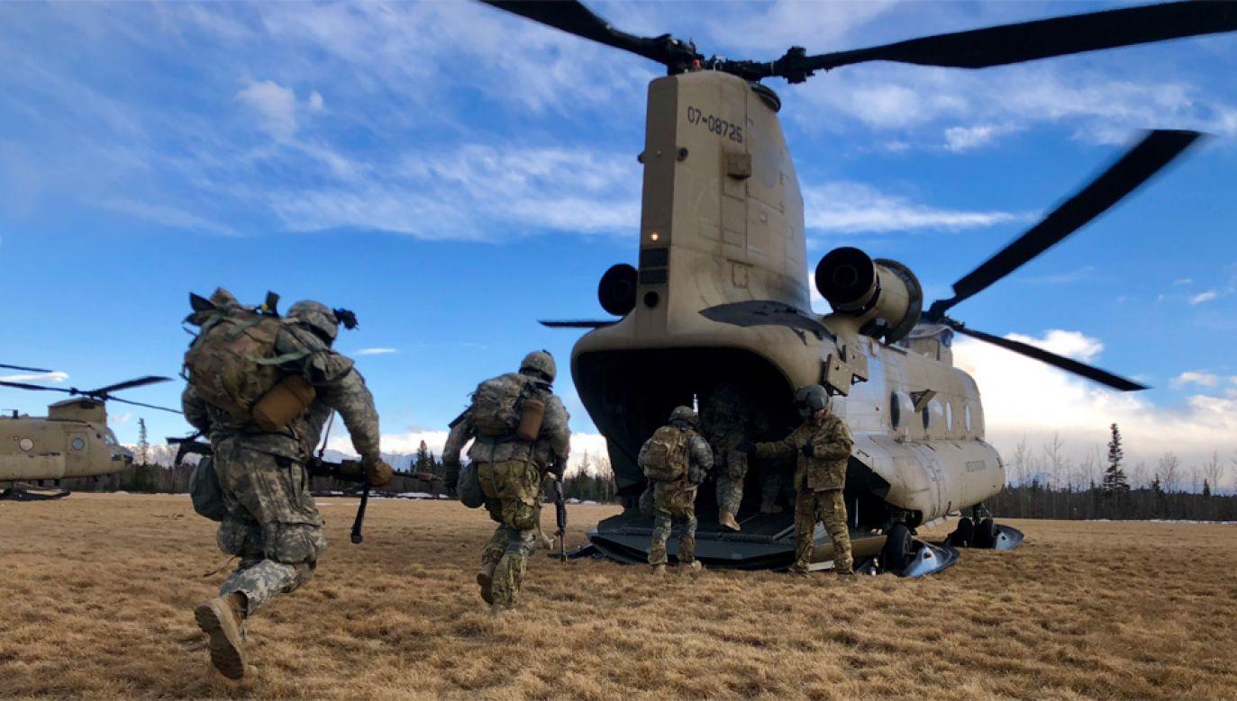 Sekretarz ds. sił lądowych w Pentagonie uważa, że przeszkodą są m.in. kwestie logistyczne (fot. US Army)