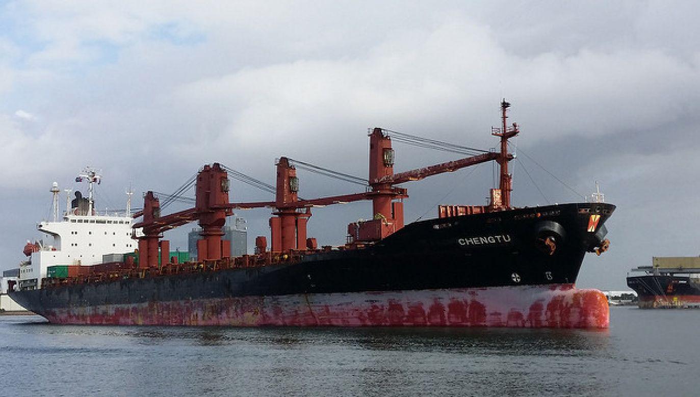 Na statku było 19 członków załogi (fot.Rae Allen/flickr)