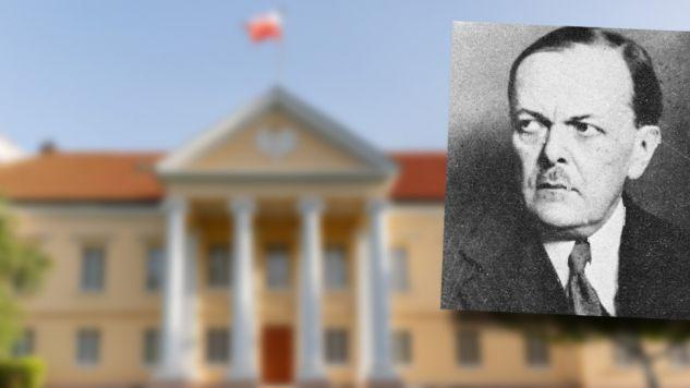 Michał Sokolnicki był ambasadorem RP w Ankarze od 1936 do 1945 roku (fot. MSZ/Wiki)