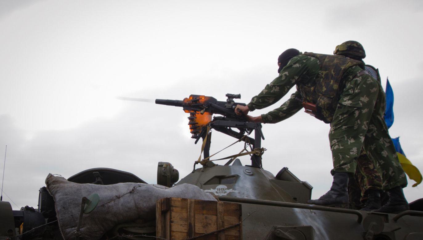 Gen. Jarmo Lindberg uważa, że za wzrostem napięcia stoi Rosja (fot. NurPhoto/Corbis via Getty Images)