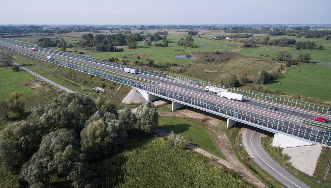 Centralny Port Komunikacyjny – według rządu – ma być najważniejszą polską inwestycją infrastrukturalną (fot. arch.PAP/Leszek Szymański)